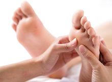 Vermoeide voeten