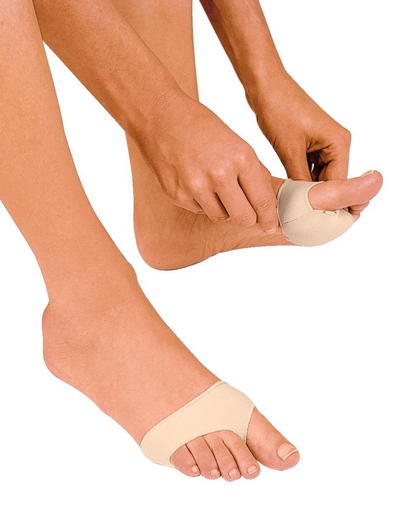 branderige voeten bij diabetes