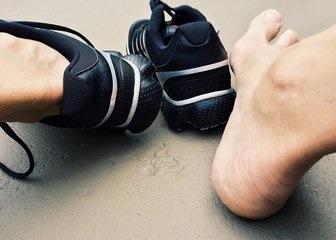 Achillespees klachten
