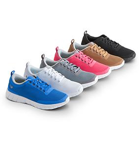 Ventilerende schoenen
