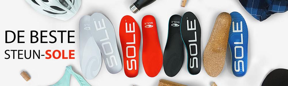 SOLE steunzolen
