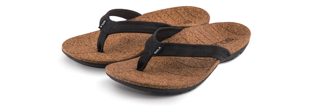 Sole Malibu dames slippers