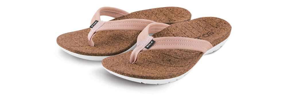 Sole Malibu dames sllippers
