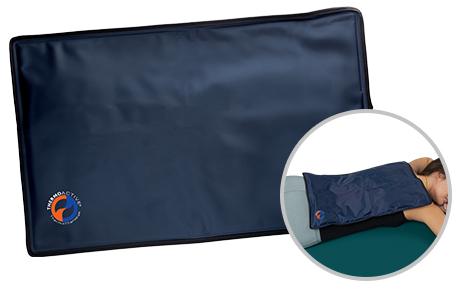 Coolpack voor de rug