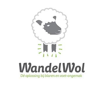 Wandelwol antidruk wol tegen blaren en likdoorns