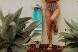 Sole dames slipper Malibu Navy_