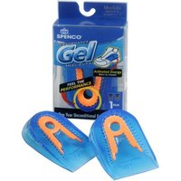 Ironman Performance Gel Heel Cups