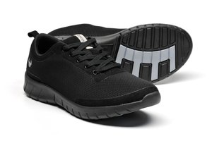 Medische sneaker Suecos Alma (zwart)