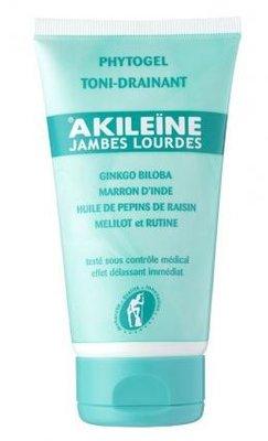 Akileïne Phytogel voor zware voeten en benen