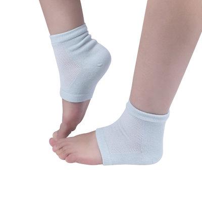 Pedimarkt Silicone hiel bescherming sokken