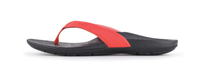 Sole dames slipper Baja Coral