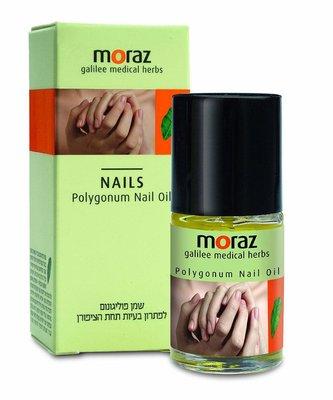 Moraz olie tegen kalknagels