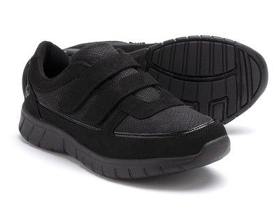 Suecos sneakers Liam (zwart)