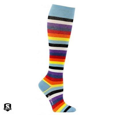 Supcare steunkousen Rainbow