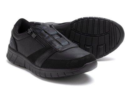 Suecos sneakers Leo (zwart)