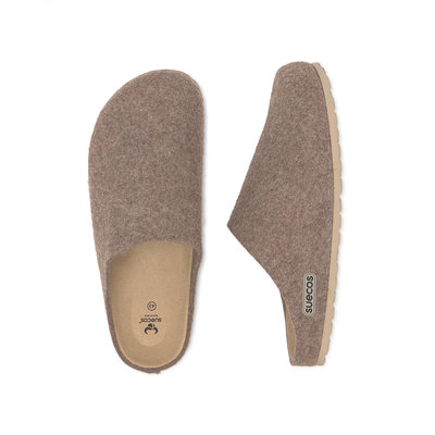 Suecos HEM heren pantoffels Beige