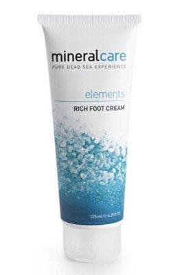 MineralCare Rijke voetcrème 100ml