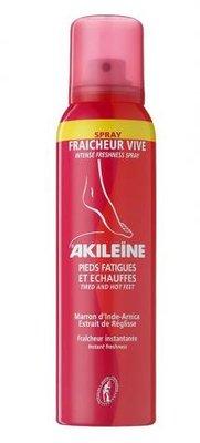 Akileïne Ultra verfrissende spray