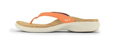 SOLE CASUAL dames slippers Sunrise