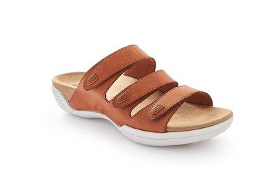 Suecos sandalen NILSA Cognac