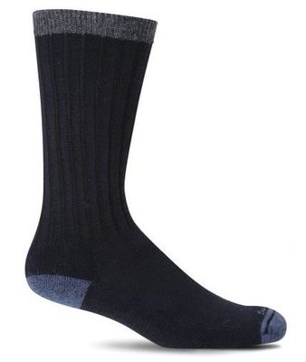 Sockwell diabetes sokken Easy Does It (heren navy)