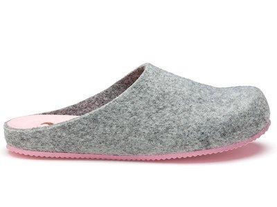 Suecos Sansa BIO Grijs / Roze