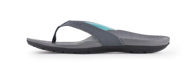 Sole dames slipper Baja Dark Grey
