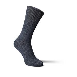 Alpaca sokken dun antraciet