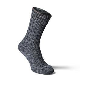 Alpaca sokken dik antraciet