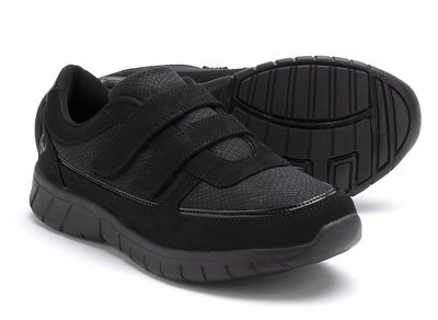 Suecos sneaker Liam zwart