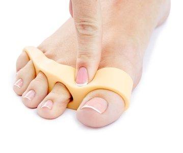 Teenspreider alle tenen
