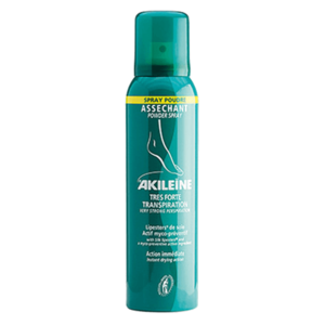 Akileïne voetpoeder spray