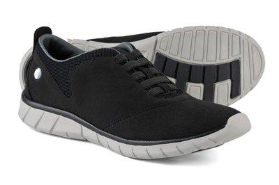 Suecos Grim zwart - Veterloze horeca en zorg sneakers